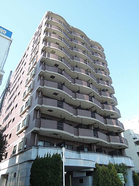 エクセル東神奈川[00501号室]の外観