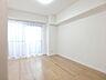 バルコニーに面した約6帖の洋室です。,3DK,面積50.16m2,価格3,599万円,JR中央線 国立駅 徒歩3分,,東京都国立市中1丁目