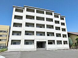 滋賀県湖南市石部中央1丁目の賃貸マンションの外観