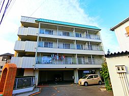 山本レンターマンション[1階]の外観