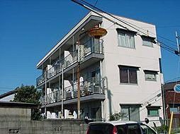 京都府京都市山科区東野門口町の賃貸マンションの外観
