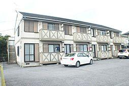 栃木県宇都宮市大寛1丁目の賃貸アパートの外観