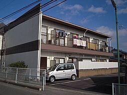 レジデンス上野田2[2階]の外観