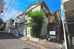 兵庫県神戸市灘区原田通2丁目の賃貸アパートの外観