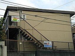 小中台コーポ[201号室]の外観