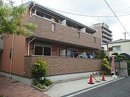 ローズガーデン鶴見[2階]の外観
