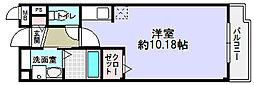 プログレ Nα[3階]の間取り