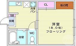 連坊駅 4.2万円