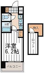 四天王寺前夕陽ヶ丘駅 4.5万円