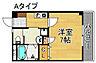 間取り,1K,面積21.45m2,賃料5.2万円,Osaka Metro四つ橋線 花園町駅 徒歩6分,JR大阪環状線 新今宮駅 徒歩7分,大阪府大阪市西成区花園北2丁目
