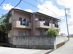 高知県高知市福井町の賃貸マンションの外観