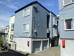 札幌市営南北線 自衛隊前駅 徒歩4分の賃貸アパート