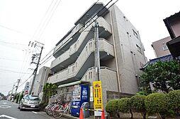 愛知県名古屋市中川区高畑2丁目の賃貸マンションの外観