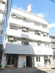 東菱マンション[1階]の外観