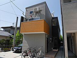 福岡県福岡市南区井尻3の賃貸アパートの外観