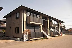 カーサピアチェーレB棟[2階]の外観