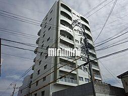 アルコ10[3階]の外観