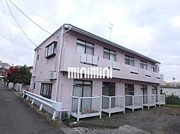 ガーデンイン桜ヶ丘A[2階]の外観