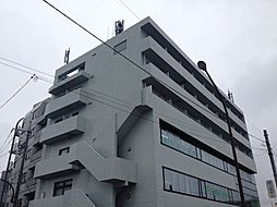 東京都国立市富士見台2丁目の賃貸マンションの外観