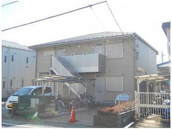 SUN HOUSE[102号室]の外観