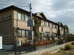 大阪府八尾市南木の本8丁目の賃貸アパートの外観