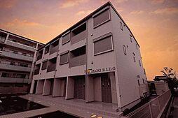 JR久大本線 久留米大学前駅 徒歩14分の賃貸アパート