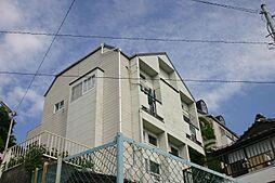 長崎県長崎市高丘2丁目の賃貸アパートの外観