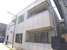兵庫県神戸市東灘区魚崎北町1丁目の賃貸マンションの外観