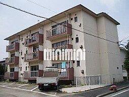 清寿荘[3階]の外観