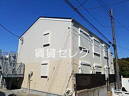 リガヤ北松戸[101号室]の外観