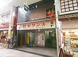 大阪府高槻市芥川町2丁目の賃貸マンションの外観