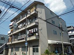 リード岡田マンション[2階]の外観
