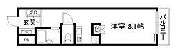 KIND(EN)III北館[3階]の間取り