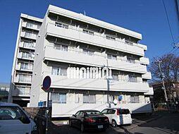コーラルマンション[4階]の外観
