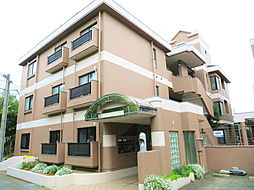 兵庫県西宮市荒木町の賃貸マンションの外観