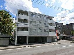 札幌市営東西線 白石駅 徒歩7分の賃貸マンション