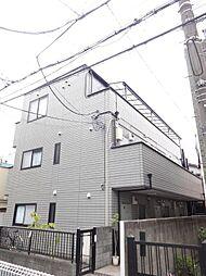 東京都北区十条仲原2の賃貸マンションの外観
