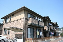 ビューハイツ西蒲田[1階]の外観