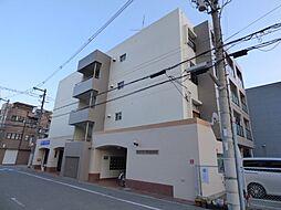 永田マンション[2O2号室号室]の外観
