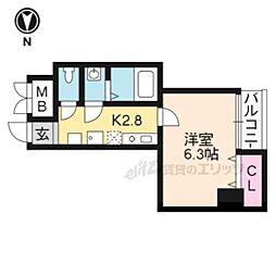 中書島駅 5.0万円