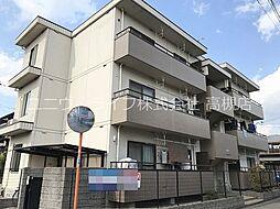 大阪府高槻市芝生町2丁目の賃貸マンションの外観