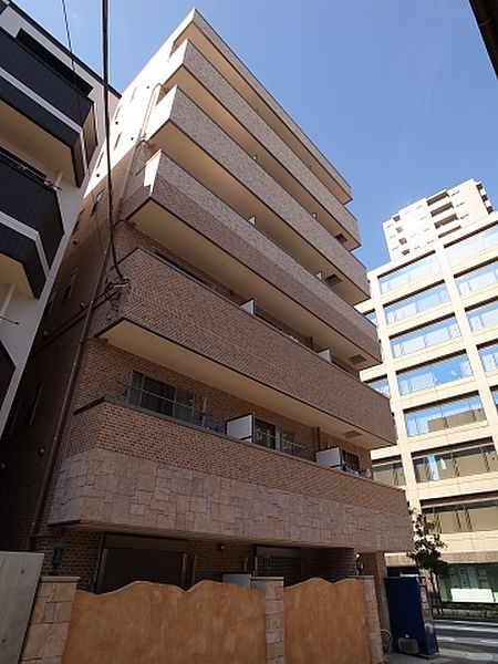 Provence Hills新宿[5階]の外観