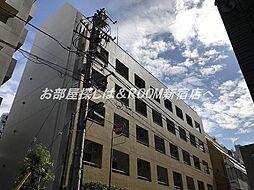 レジディア新宿イースト[8階]の外観