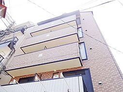 大阪府大阪市住吉区沢之町1丁目の賃貸マンションの外観
