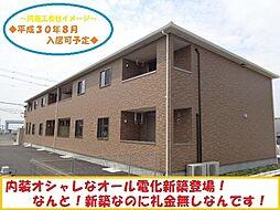 オール電化・新築〜南笠東新築〜[2階]の外観