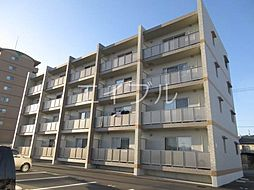 クレドール南川添[2階]の外観