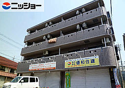 セレブリティキャロル[4階]の外観
