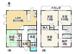 王寺駅 1,300万円