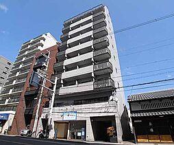 京都府京都市上京区元北小路町の賃貸マンションの外観