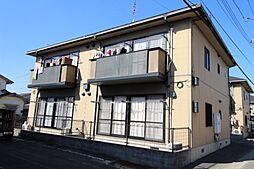 グレースタウンA棟[1階]の外観
